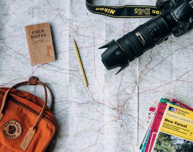 旅ノートを作ると3倍楽しくなることがわかった