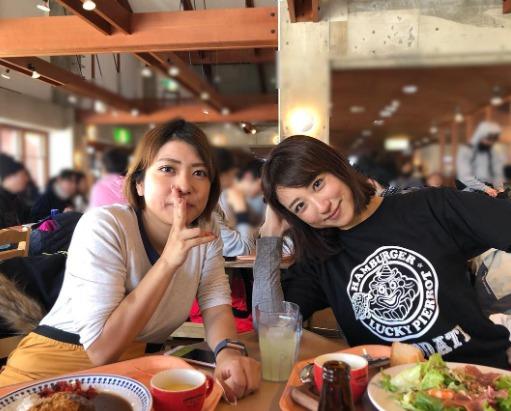 川田裕美とjiroの登山で不倫匂わせ画像3