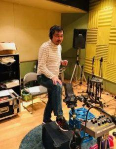 松尾洋一(ギタリスト)はROLANDの父親!娘が可愛い?Wiki風プロフィール