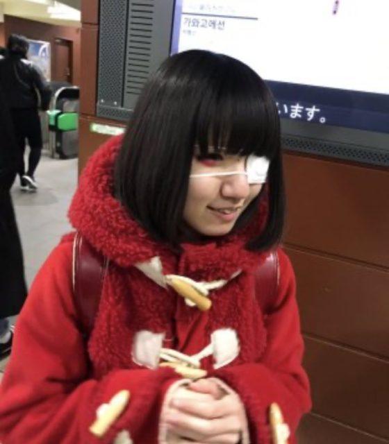 14代目トイレの花子さんのすっぴん画像2