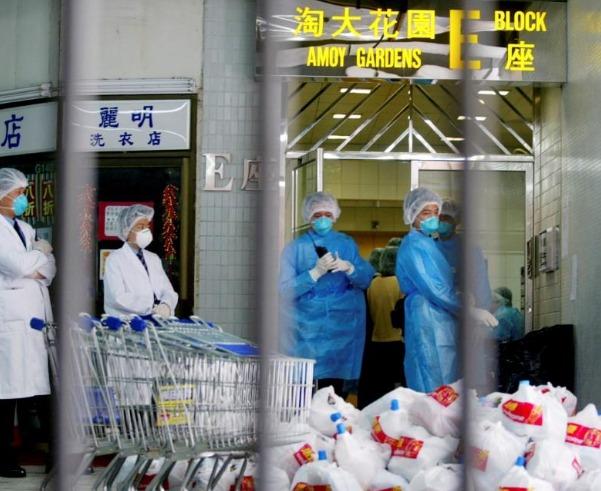【2020年1月13日】中国・深センで「原因不明の重い肺炎」の女性が見つかる