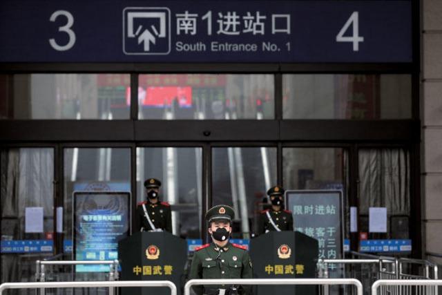 【2020年1月23日】武漢市が人の出入りを封鎖