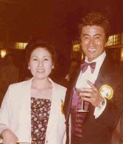 宇津井健となつめのママ・加瀬文恵との出会い