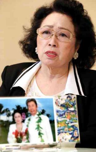 宇津井健の後妻「高級クラブなつめ」のママ・加瀬文恵の現在は?画像2