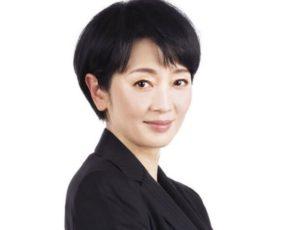 【画像】麻生祐未の若い頃の写真がキレイ!祖母の奥村チヨに似てる?