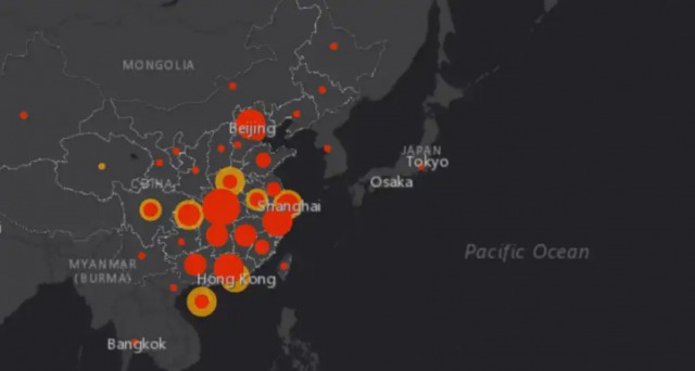 千葉県の感染者3:武漢からの旅行者30代女性