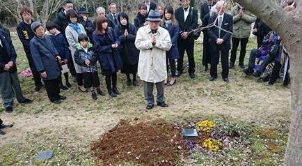 市原悦子の遺品をヒントは樹木葬にある?