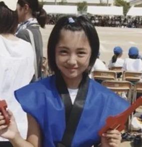 浜辺美波の小学生時代~デビュー前まで2