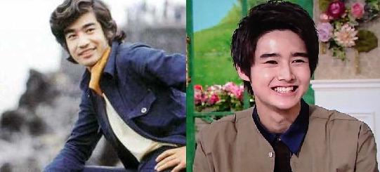 藤岡弘の若い頃にイケメン長男真威人はそっくり?画像でチェック!2