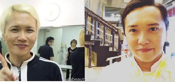 【画像】IKKOのすっぴんと金子貴俊が似てる?2