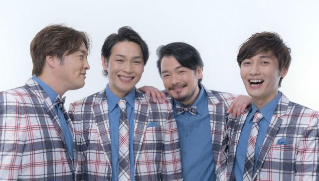 【画像】純烈で整形しているメンバーは白川裕二郎!後上翔太にも疑惑が?