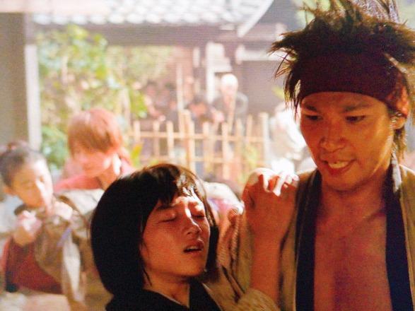 永野芽郁と佐藤健が初共演したのは「るろうに剣心」2