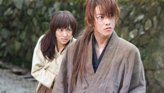 永野芽郁と佐藤健が初共演したのは「るろうに剣心」