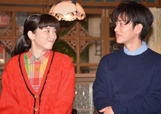 永野芽郁と佐藤健は仲良し?熱愛の噂も浮上2