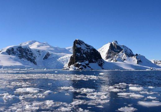 南極で初の20度超え!史上最高気温20.75度の原因は地球温暖化?氷が解けたらどうなるの?