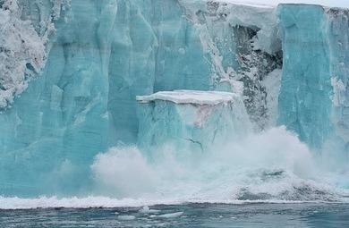 南極の氷が解けた場合をシュミレーションする方法があった!