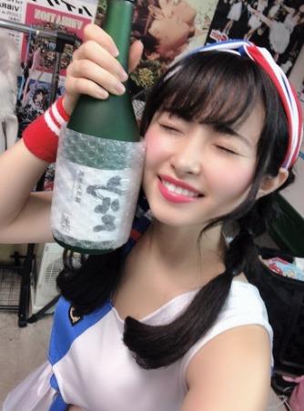 佐藤望美は日本酒が飲めない?