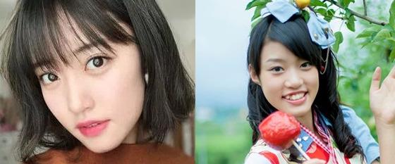 りんご娘としてラストアイドルに出演している時代の王林3