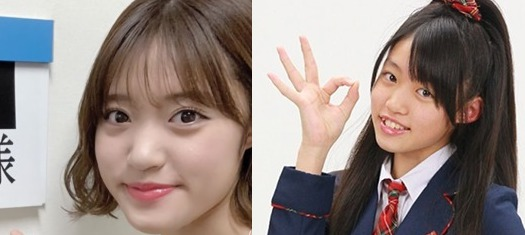 りんご娘としてラストアイドルに出演している時代の王林4