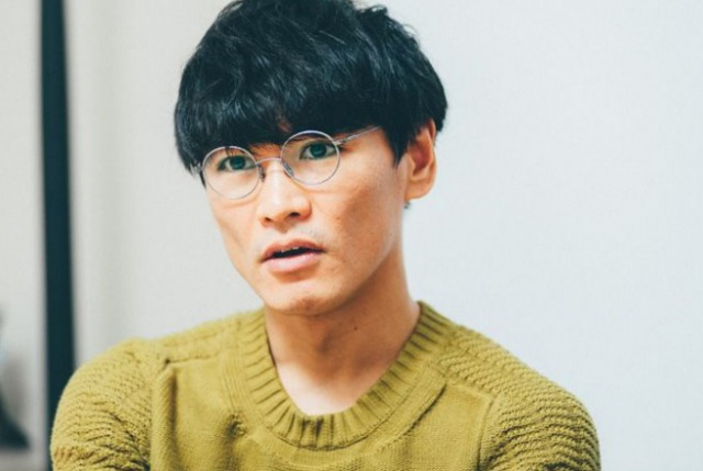 サカナクション山口一郎さんのメガネはおしゃれメガネ