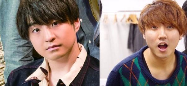 藤原聡さんと西野創人さんは似てる?