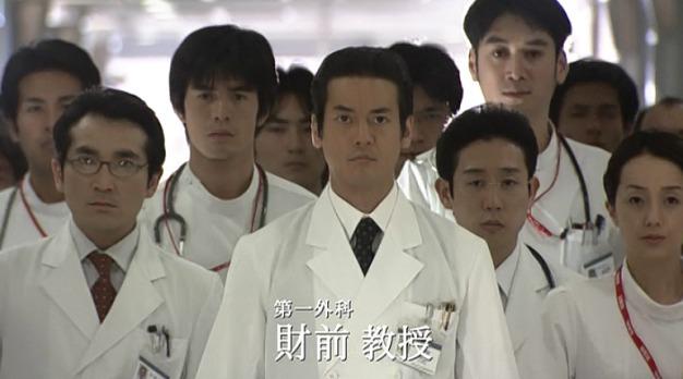 唐沢寿明の演技力:「白い巨塔」での演技力の高さ