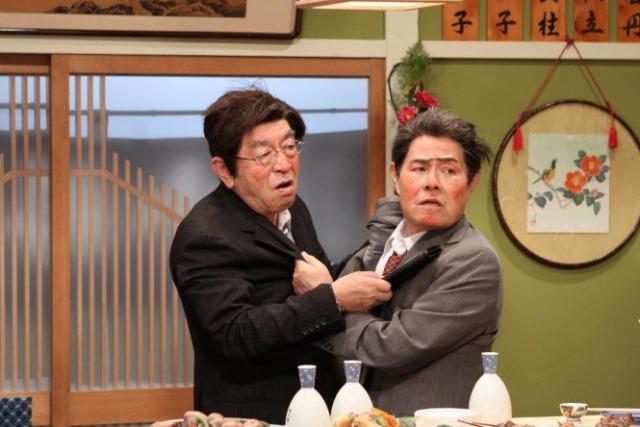 志村けんは若い頃加藤茶の付き人だった
