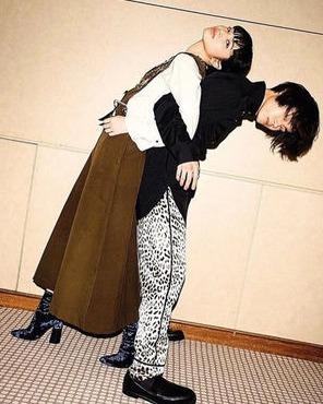 【画像】菅田将暉と小松菜奈の表情がすごくいい!9