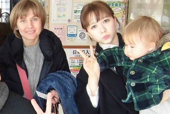 村重杏奈の弟:長男・しょうまくん2