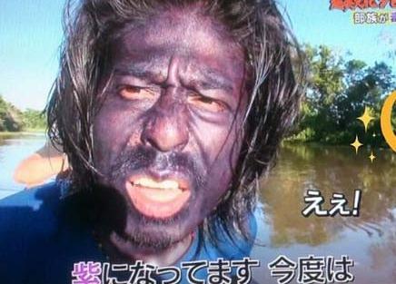 ナスD友寄隆英の肌の黒さはCG加工されていた?やらせ疑惑も浮上