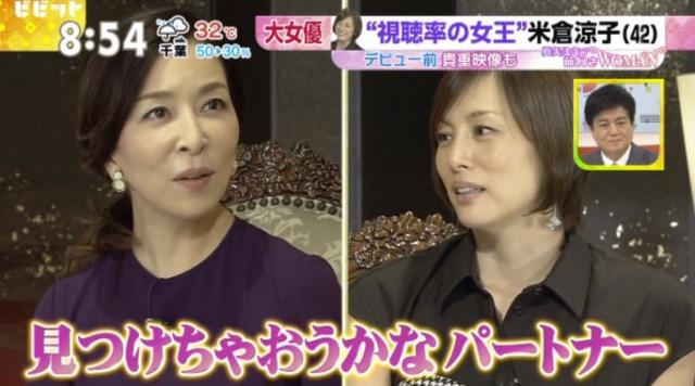 米倉涼子と再婚相手・夫ゴンサロ氏の出会いは真矢みきの紹介?
