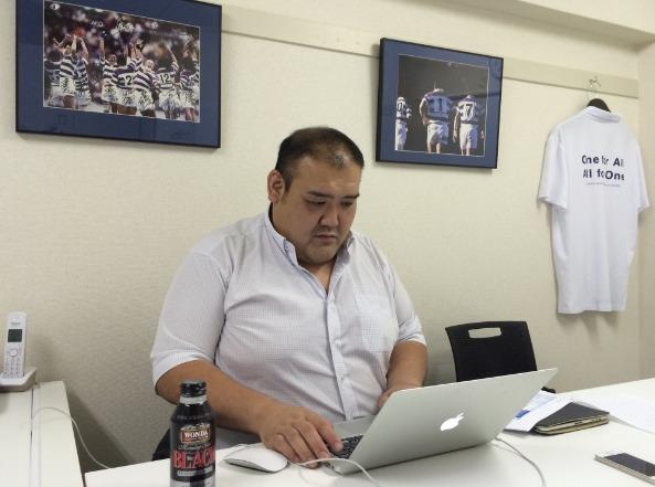 田代良徳は相撲引退後IT社長へ変身?