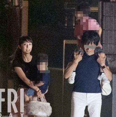 【画像】小倉優子の旦那は都内歯科医院の経営者!