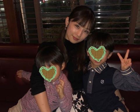 小倉優子の旦那は新しい子どもにも興味をもってくれない?