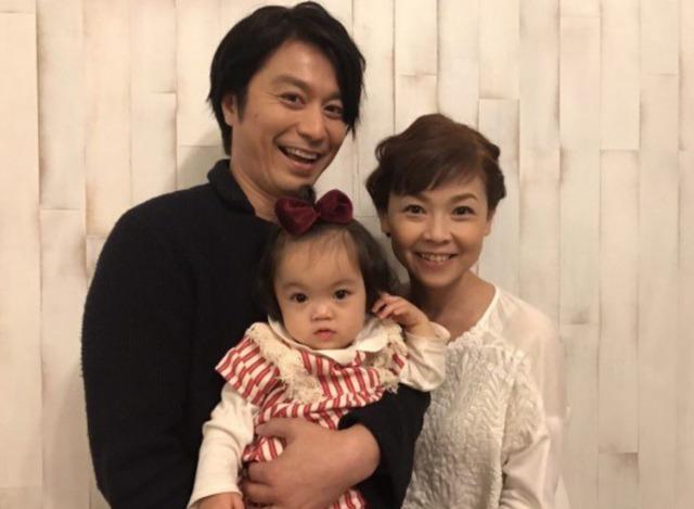 はしのえみと旦那・綱島剛太郎の子供は女の子が1人