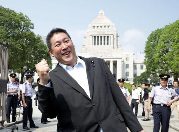N国・立花孝志党首は頭がおかしいという噂の真相は?