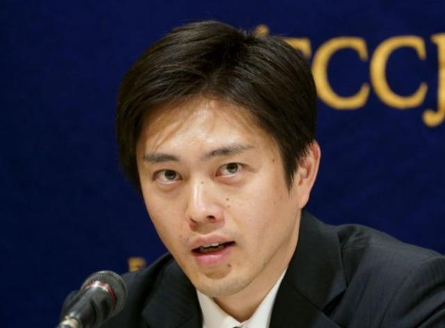 吉村洋文知事の嫁は北海道出身って本当?