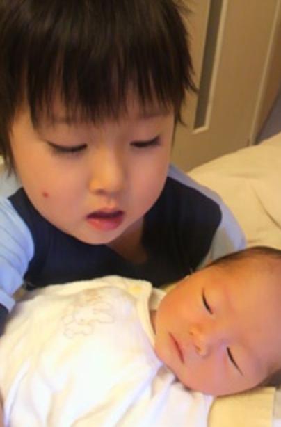 富川悠と嫁みきの子供の名前や顔画像は?