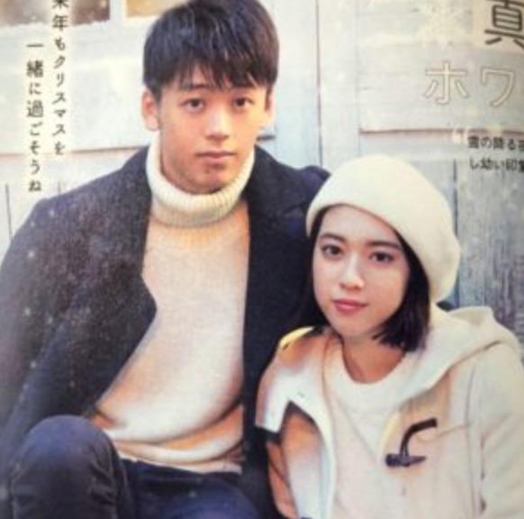 三吉彩花と竹内涼真の距離が縮まった2017年『Seventeen』3