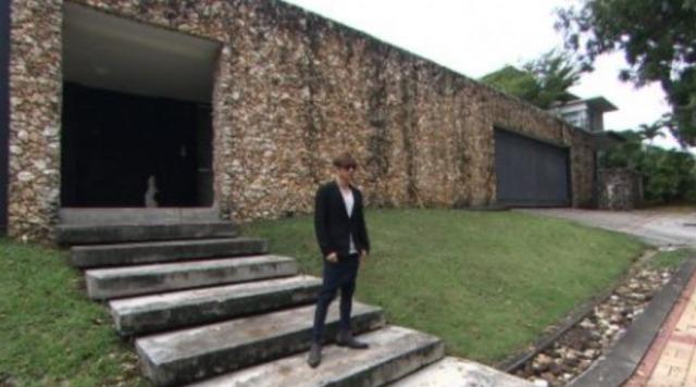 GACKTのマレーシアの自宅も豪華!