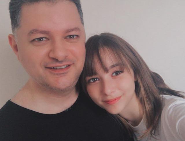 嵐莉菜さんのお父さんの顔画像