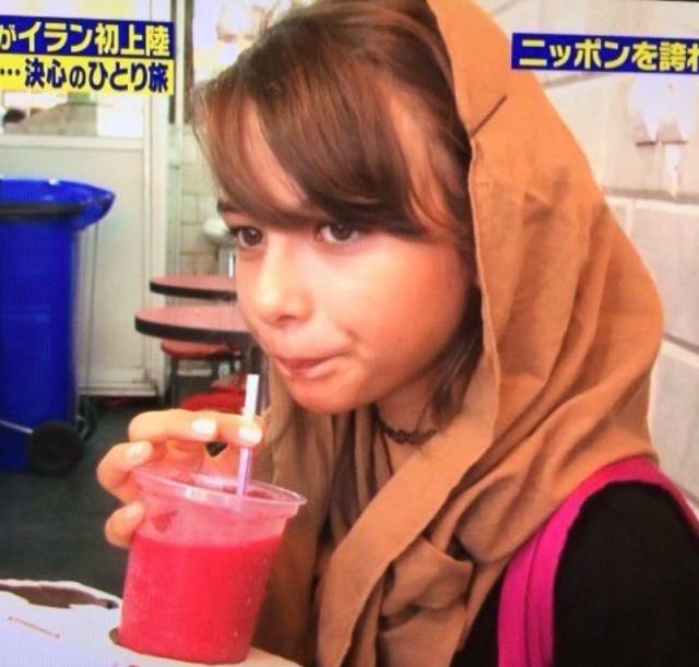 嵐莉菜は翌年2017年にも『メイドインジャパン』に出演の画像2