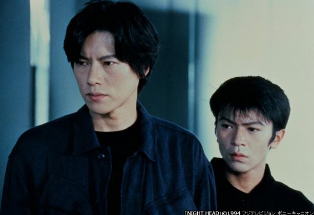 デビュー作「NIGHT HEAD」の頃の豊川悦司の画像2