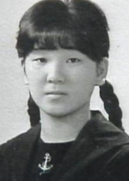 広瀬香美の学生時代の画像