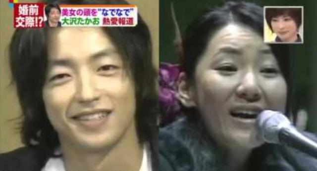 広瀬香美さんと俳優・大沢たかおさんは、1995年前後から交際を開始の画像