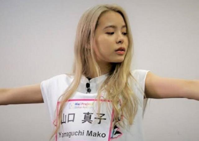 NijiU(ニジユー)メンバーのマコ・山口真子はかなりの努力家?