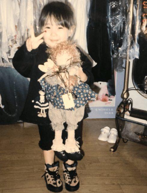 奈緒は「子供時代」幼少期からかわいかった?