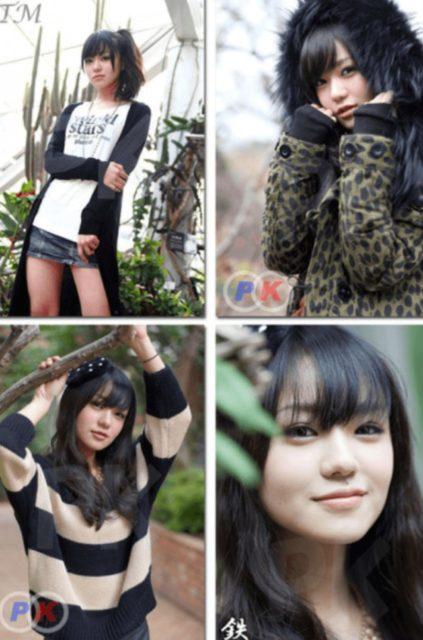 奈緒は芸能界デビューする前に「福岡でモデルデビュー」していたの画像1