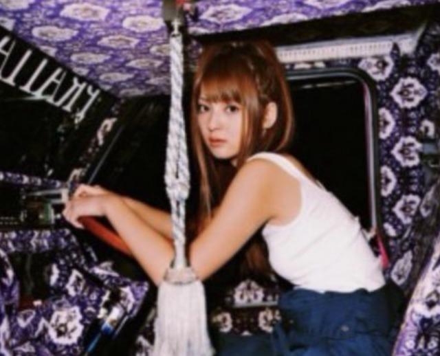 佐々木希デビュー前・本気のヤンキー時代の写真の画像2