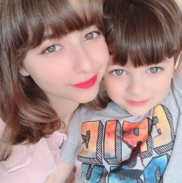 嵐莉菜の弟リオンの顔画像や年齢は?の画像3